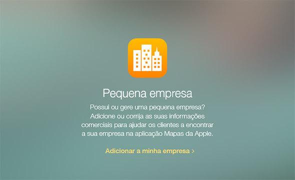 Apple - Maps Connect