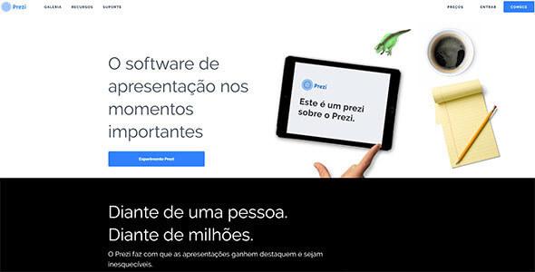 Prezi Desktop