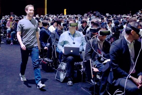 Mark, Criador do Facebook
