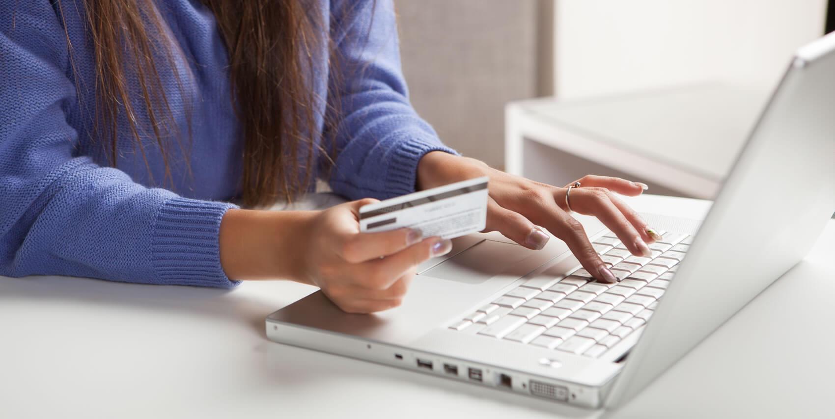 Comprando na Internet